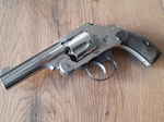Smith & Wesson Third Model 38